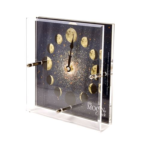 Acrylic Mc moon clock acrylic mc 150 n acr 150