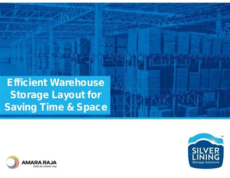 warehouse layout slideshare efficient storage layout design for saving time space