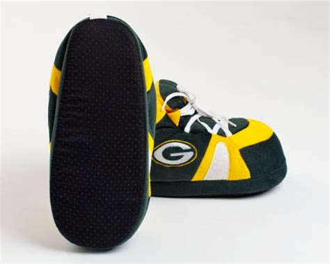 green bay slippers green bay packers slippers sports team slippers