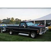 Big Honkin Truck 1979 Chevy Pickup Car