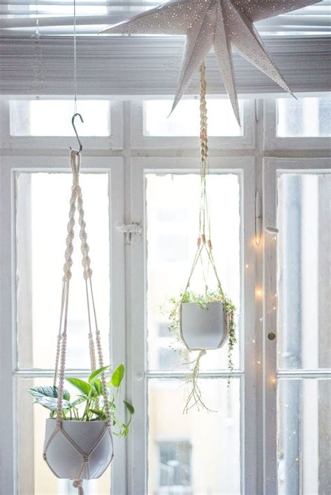 Step By Step Macrame Plant Hanger - 25 best ideas about plant hangers on macrame