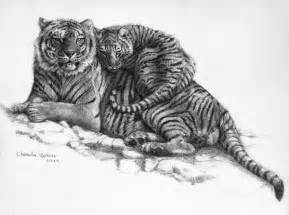 Christmas Front Porch 10 cool tiger drawings for inspiration hative