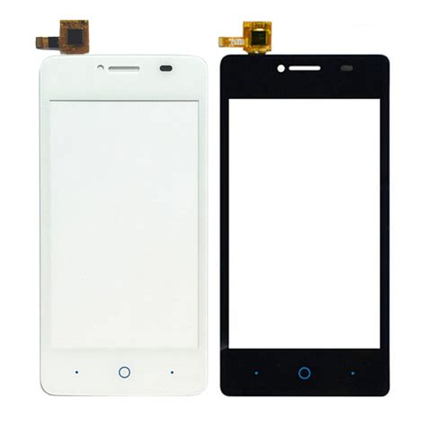 Touchscreen Zte Blade Af3 Original buy free shipping 4 inch touchscreen sensor for zte blade