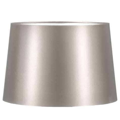 Parfum Silver Light satin light shade 11 quot home decor lighting b m