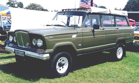 1971 Jeep Wagoneer For Sale Jeep Grand Wagoneer 1971