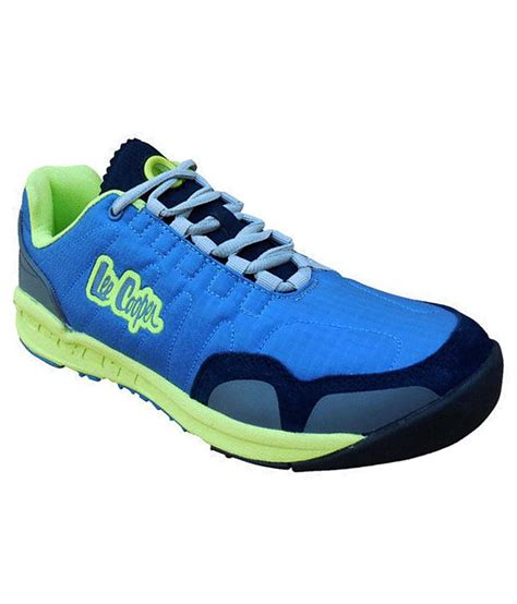 leecooper sports shoes buy cooper sports blue sport shoes for snapdeal