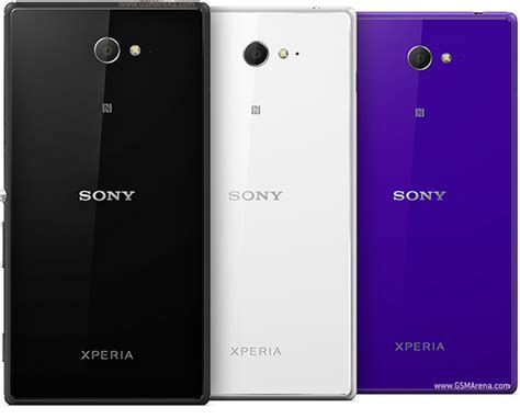 Hp Sony M2 Single sony xperia m2 pictures official photos