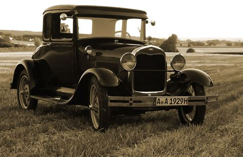 Ford Garage by Vintage Garage Ford Model A