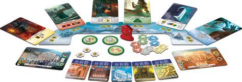 7 Wonderful Myths by The Gods Enter The Fray Asmodee