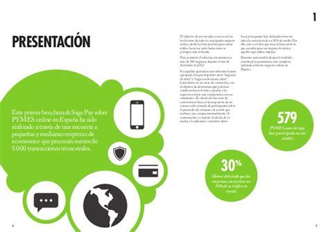 bench en español benchmark sobre pymes online en espa 241 a 2013