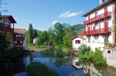 tourisme st jean pied de images gratuites paysage pont villa maison ville