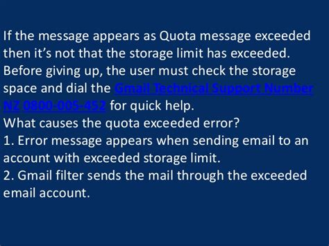 drive quota exceeded how to resolve gmail storage quota exceeded problem
