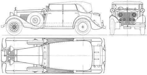 Sepatu Sport Specs Delta Race Blue Silver rolls royce torpedo cabriolet 1934 blueprint