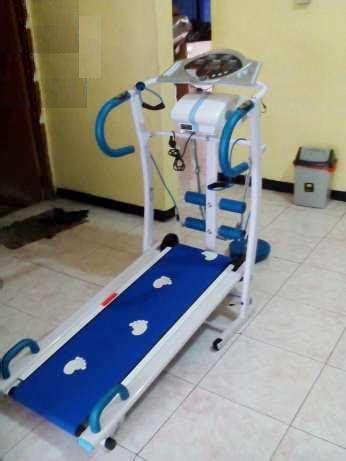 Treadmill Manual Tl002 1 Fungsi Anti Gores treadmill 6in1 anti gores spt kettler paling laris indonesia