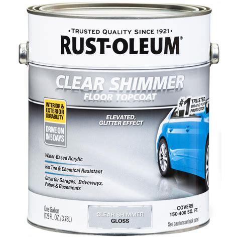 rustoleum garage floor epoxy clear coat dandk organizer