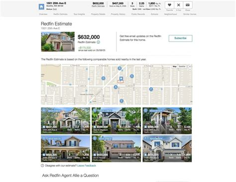 redfin estimate competes with zillow others the san