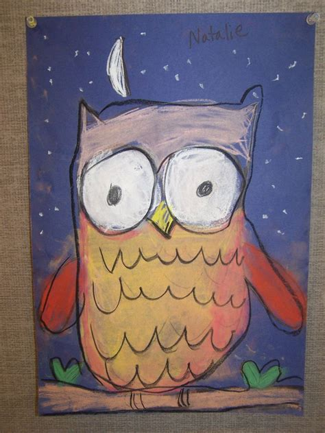 kindergarten lesson on texture and pattern owls 1006 best images about art classroom projects lower grades