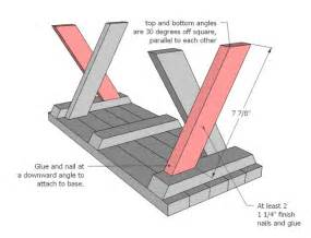 Picnic table bench plans stamp ship 1 png picnic table plans bedroom
