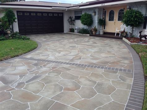 types of paving material different types of concrete driveway materials service au