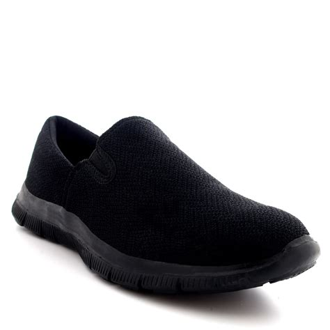 athletic shoes flat mens loafer athletic shoes sport flat running workout