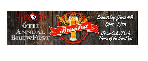lehigh valley s pbs39 to hold 6th annual brewfest in
