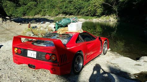 Tshirt Ferarri Iii f40 pretends it s a jeep jk forum