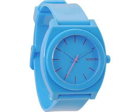 Nixon Time Teller Bright Blue nixon the time teller p bright blue a119 1606 montres