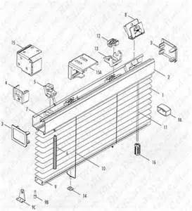 blinds hardware mini blind repair parts components and mounting hardware