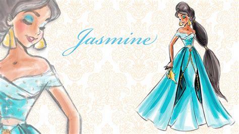 design a friend doll jasmine disney princess designer dolls video stills full doll