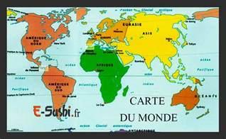 carte du monde plan des pays images arts et voyages