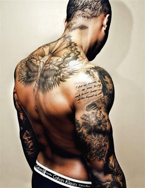 tattoo images in back back tattoos for men ideas and designs for guys