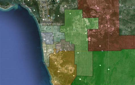 Records Collier County Collier County Schools Naples High School District Map Collier High School