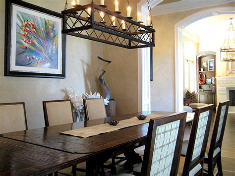 Light Fixture Dining Room by Rustic Style For A Dining Room Light Fixture Mike Davies