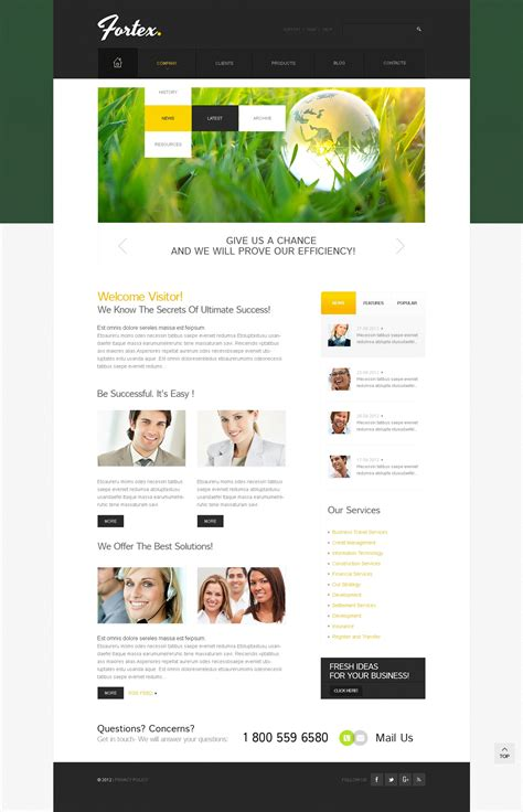 drupal themes zip investment company drupal template 38579