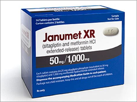 Janumet Tablet fda approves once a day for type 2 diabetes