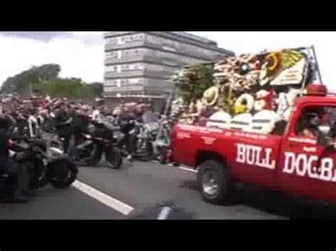 boat angel address hell s angel michael maverick bresnan s funeral youtube