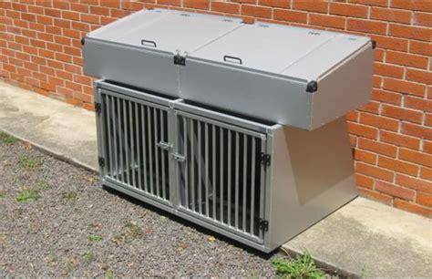 box trasporto cani auto esempi di gabbie per cani realizzate su misura