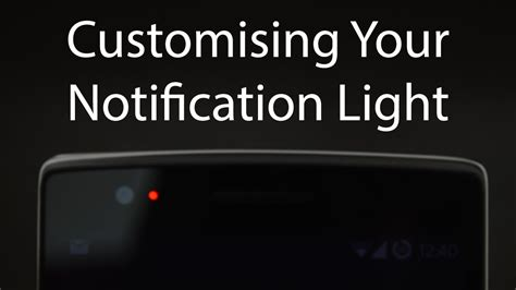 Notification Light by How To Customize Your Oneplus One S Notification Light