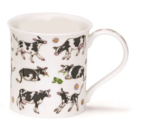 Mug Cow dunoon bute animals galore cow mug