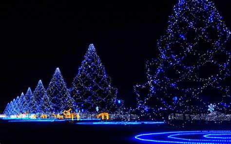 hd christmas lights wallpapers pixelstalknet
