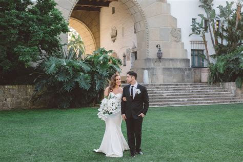Santa Barbara Marriage Records Santa Barbara Courthouse Wedding Inspiration