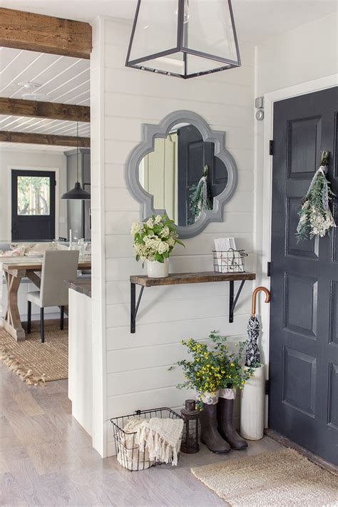 vision   entryway   house  inspired room