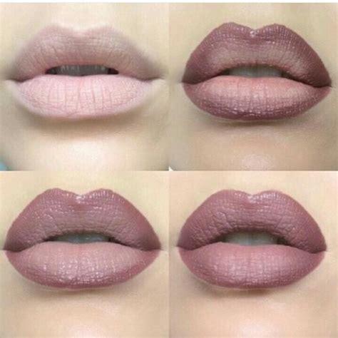 Lip Liner Makeover ombr 233 sandrella makeover