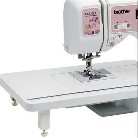 Quilting Attachment For Sewing Machine by Limited Edition Cx310la Computerized Sewing And Quilting