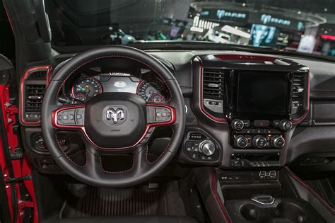 ram   show  interior chassis motor