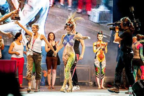 festival in portschach world bodypainting festival in p 246 rtschach am w 246 rthersee