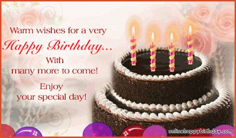 Happy Birthday Cake Images With Quotes Happy Birthday Wishes Happy Birthday
