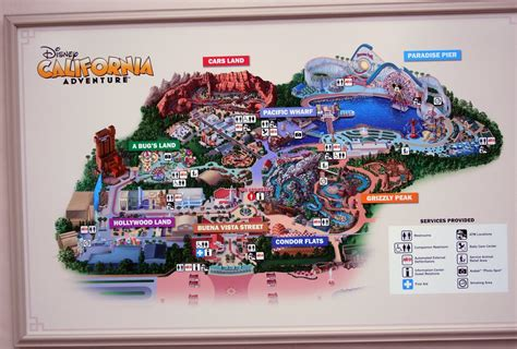 disney california adventure map world adventure travel vacations adventure travel bugs