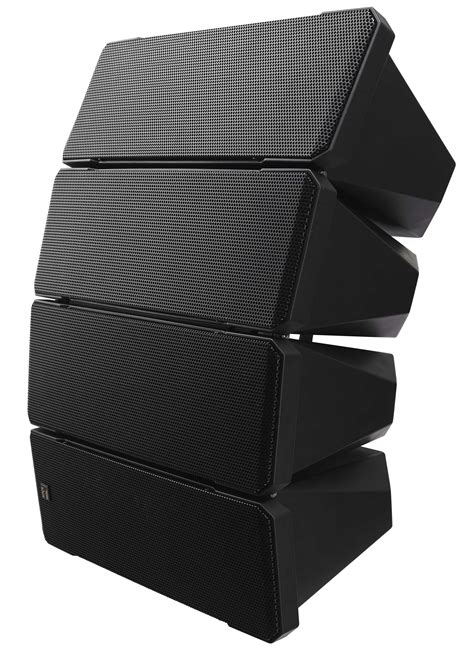 hx 7b compact line array speaker system