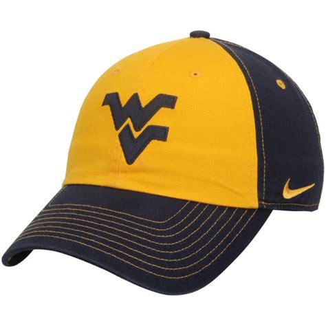 west virginia mountaineers nike s logo adjustable